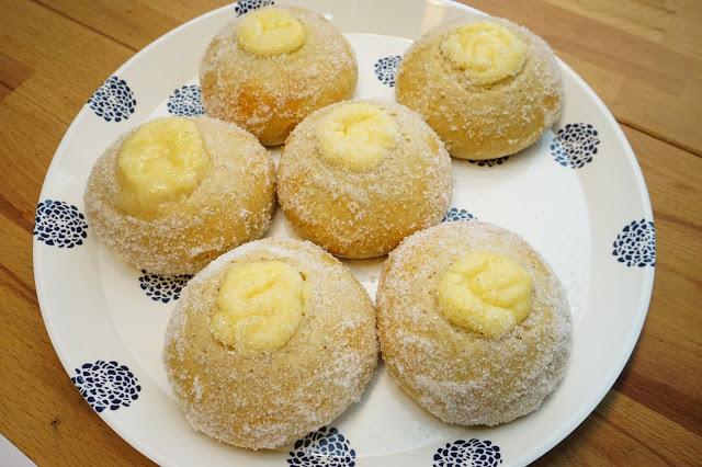 How to make the Swedish Pastry Sockerbullar